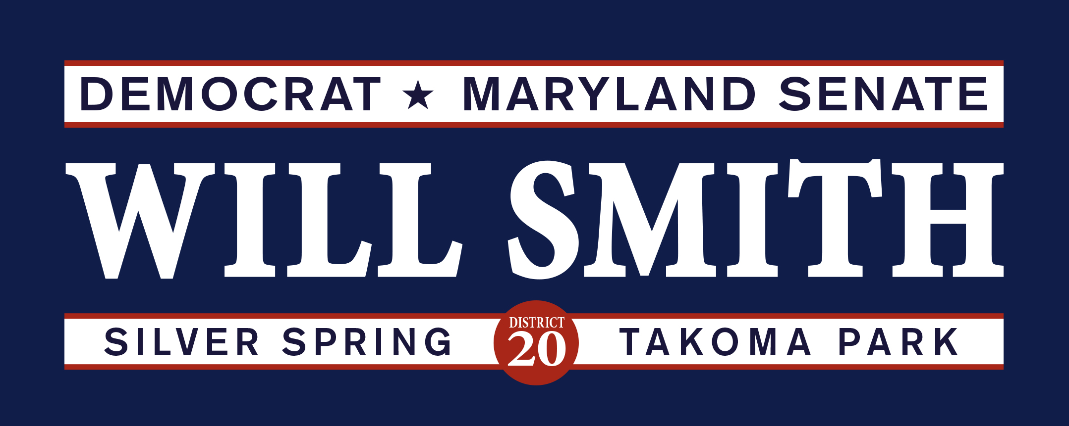Will Smith for Maryland Senate